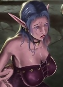 World of Warcraft Hentai
