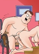 Swinging Family Guy